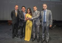 Ferretti Group asia-boating-award-ceremony - boat shopping