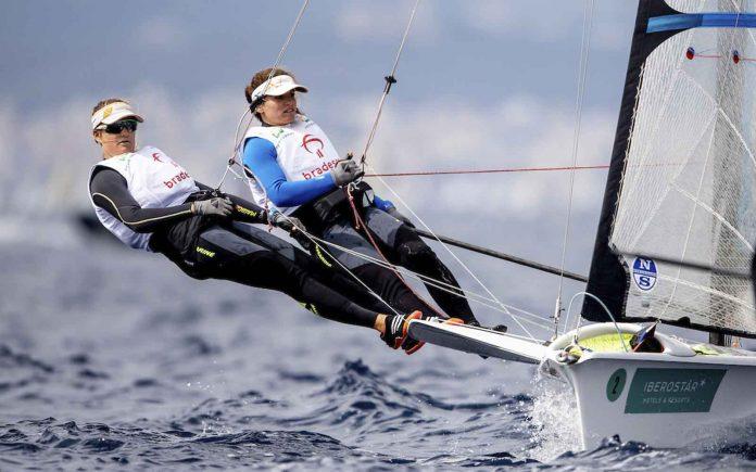 Brasil trofeu princesa sofia Kahena Kunze e Martine Grael_Credit o Pedro Martinez_Sailing Energy - boat shopping