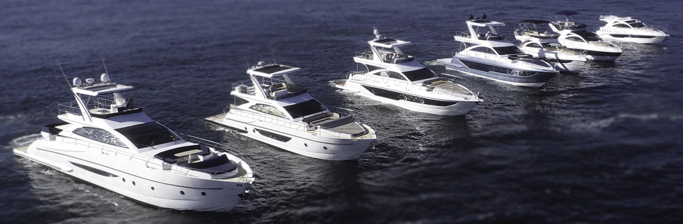 LINHA YACHT SEDNA yacht collection - boat shopping