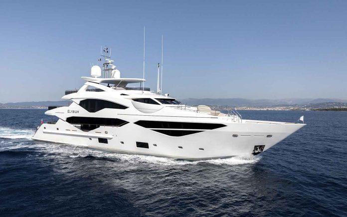 Sunseeker 131 Yacht ELYSIUM - boat shopping