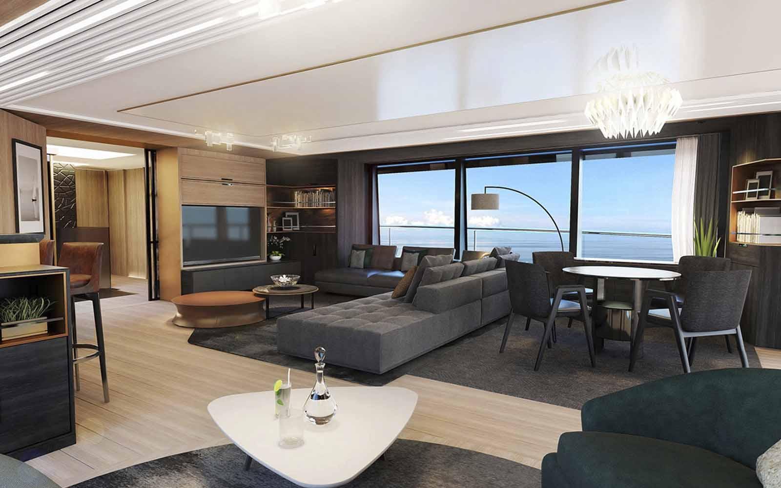 Sunseeker 161 interior - boat shopping