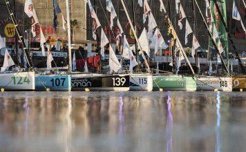 Transat Jacques Vabre 2019 - boat shopping