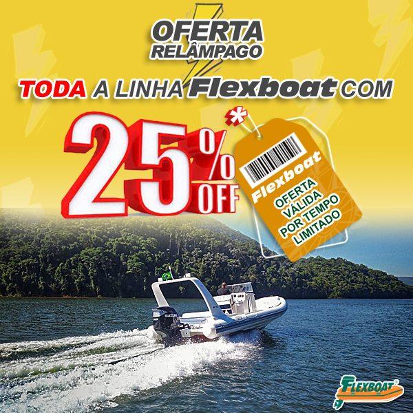 oferta flexboat - boat shopping