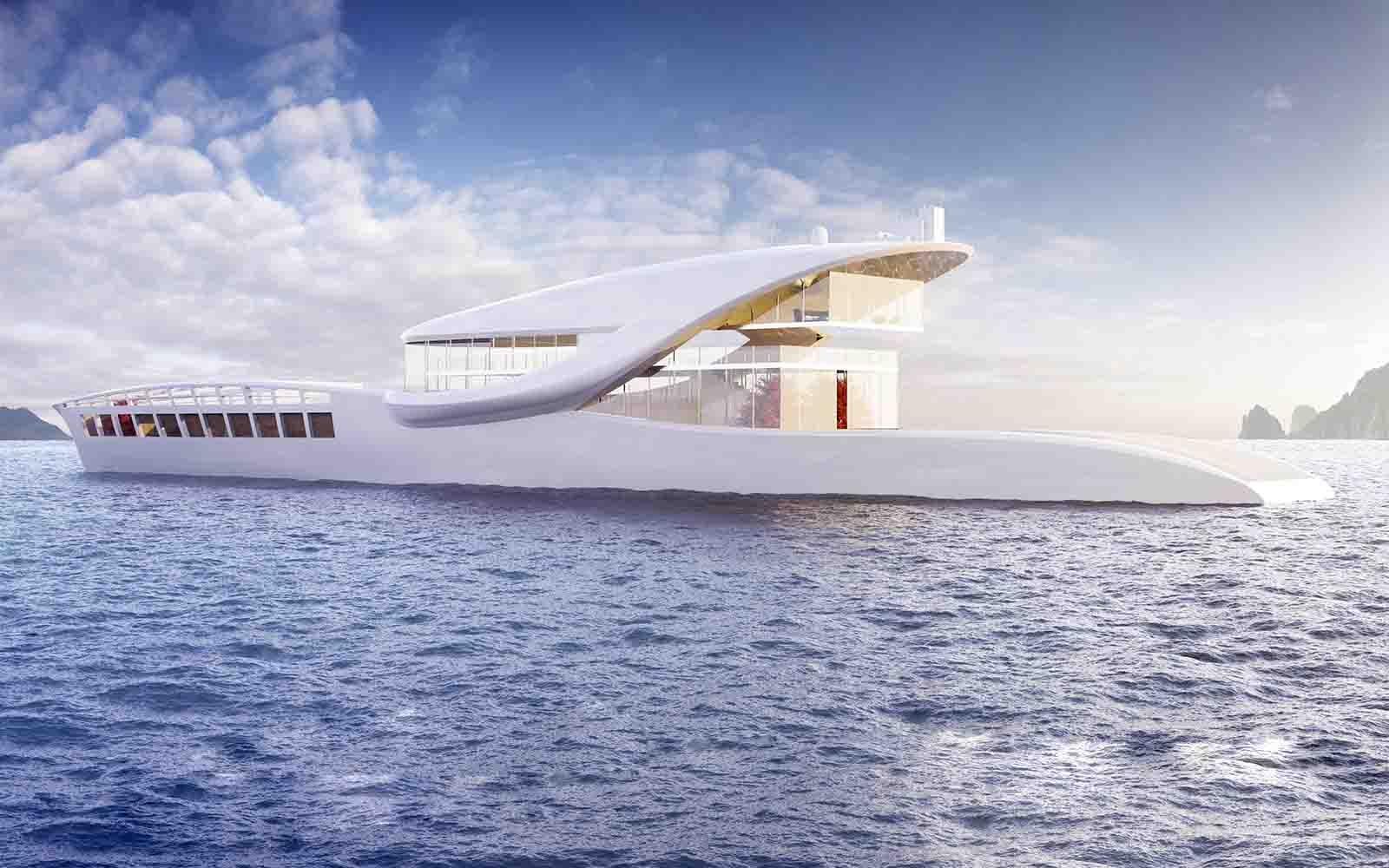 megaiate hop - boat shopping