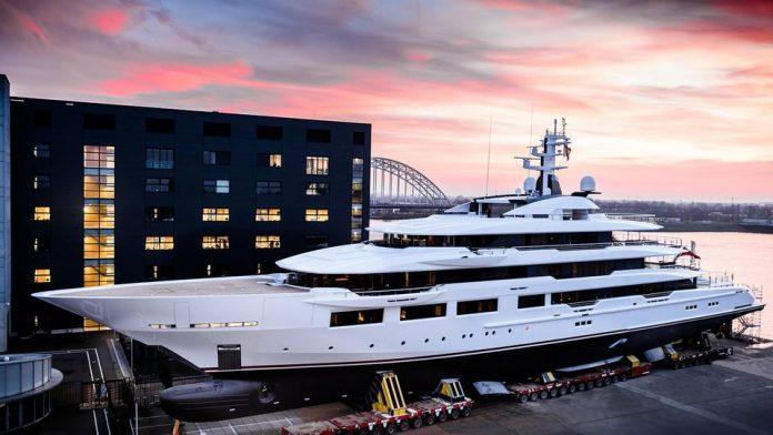 superiate oceanco dreamboat - boat shopping