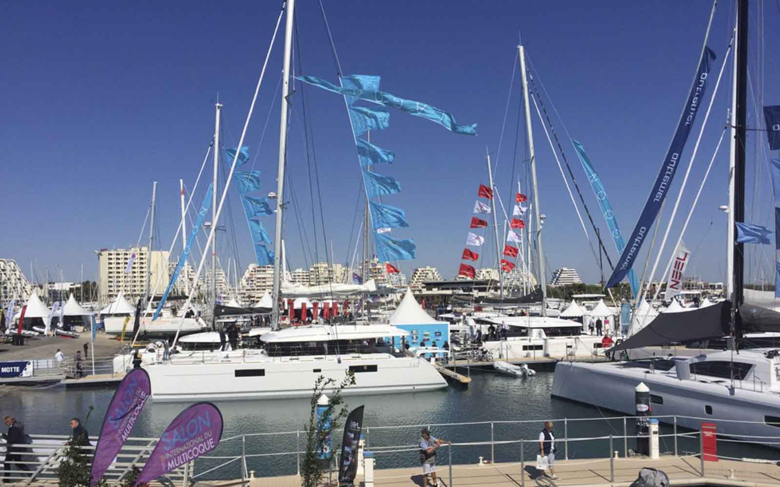 the multihull show multicascos 2 - boat shopping