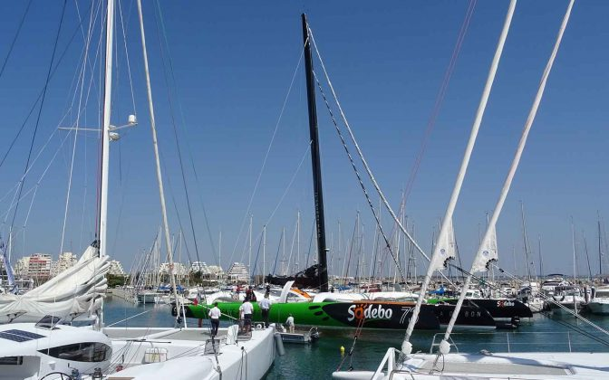 the multihull show multicascos - boat shopping