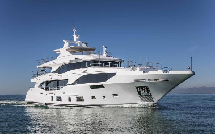 Benetti yachts iate GOOD DAY - boat shopping