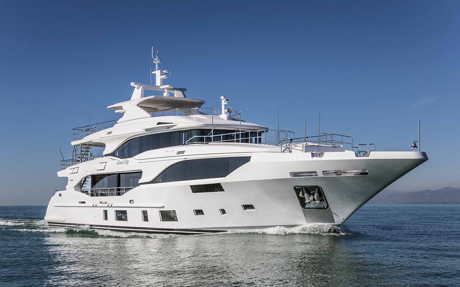 Benetti yachts Good Day - boat shopping