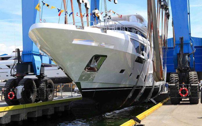 Benetti yachts Good Day entrega - boat shopping