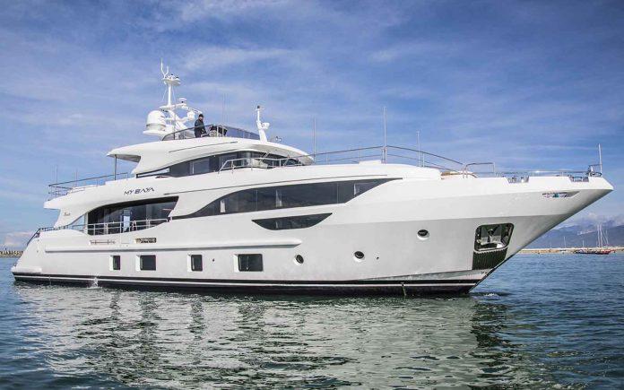 MY Baya Benetti Delfino 95 - boat shopping