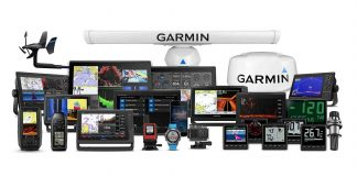 Parceria regatta e garmin - boat shopping