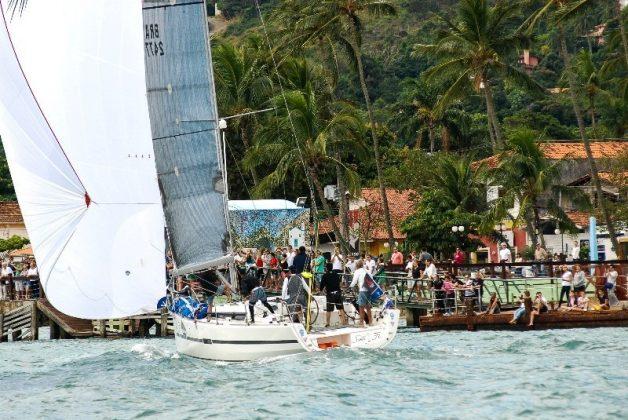 Semana de Vela de Ilhabela duas largadas - boat shopping