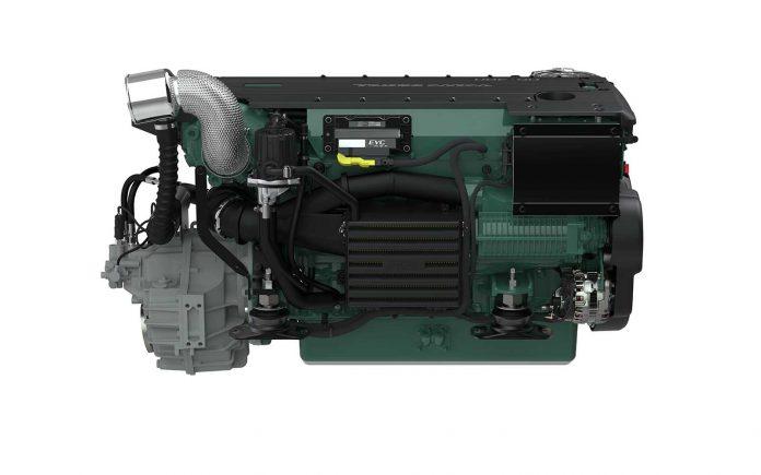 Volvo Penta novo motor D6 - boat shopping