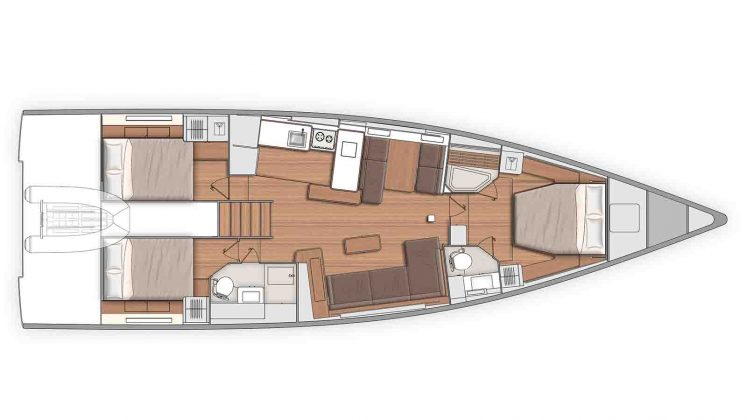beneteau first yacht 53 - boat shopping 10