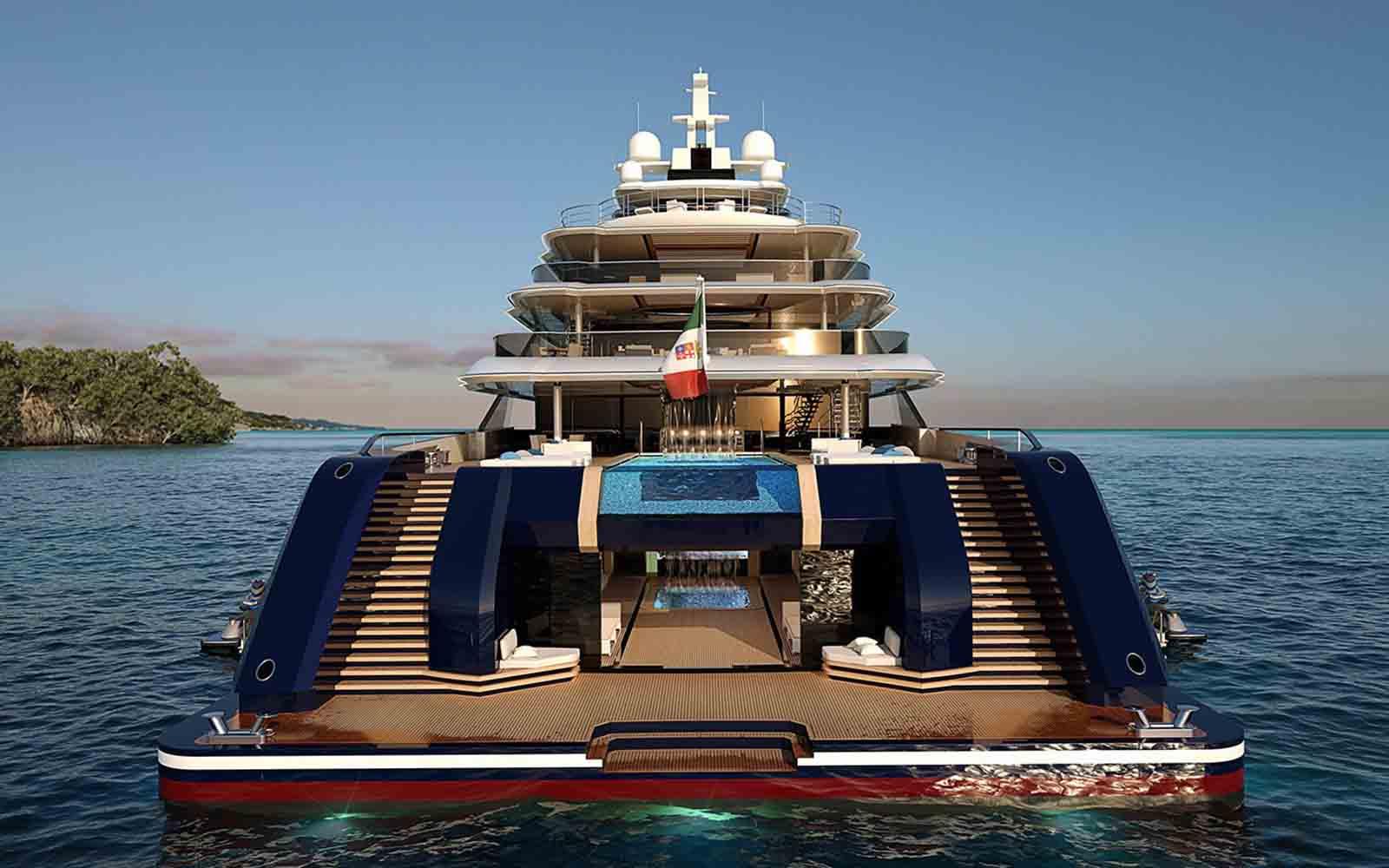columbus yachts classic 120 - boat shopping 2