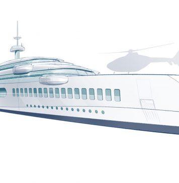 design superiate feadship silence - boat shopping