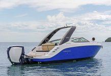 fibrafort focker outboard motor de popa - boat shopping 5