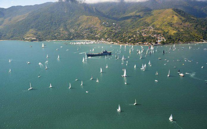 marinha do brasil semana de vela de ilhabela - boat shopping
