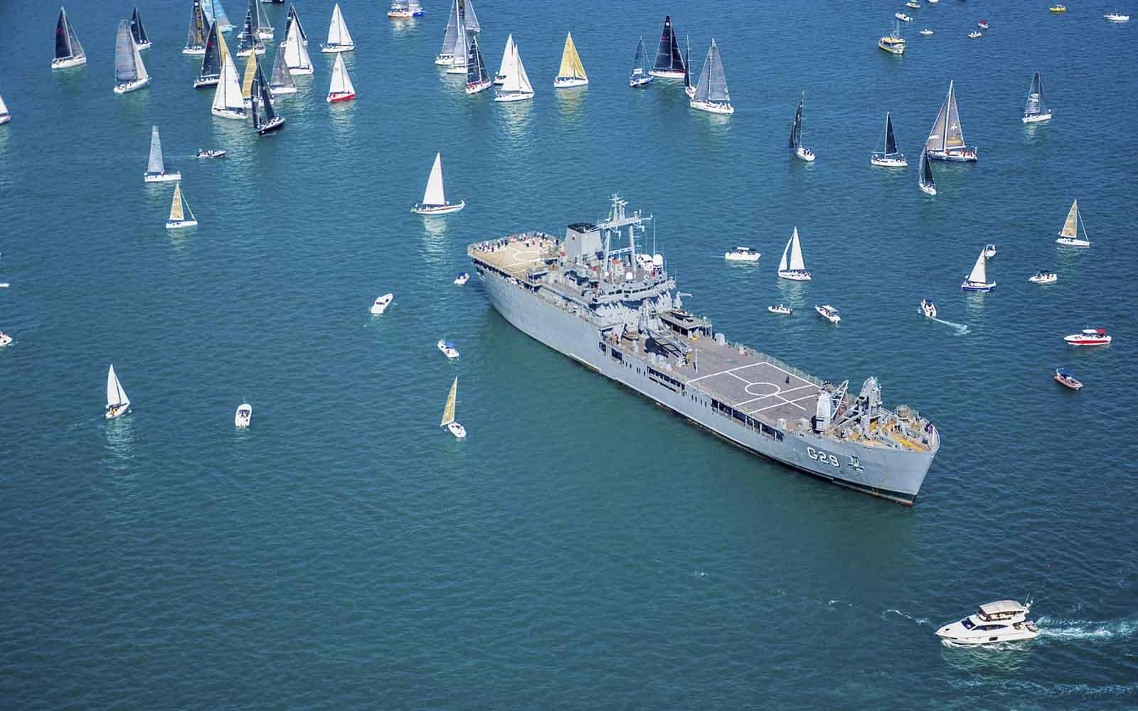 marinha semana de vela de ilhabela - boat shopping