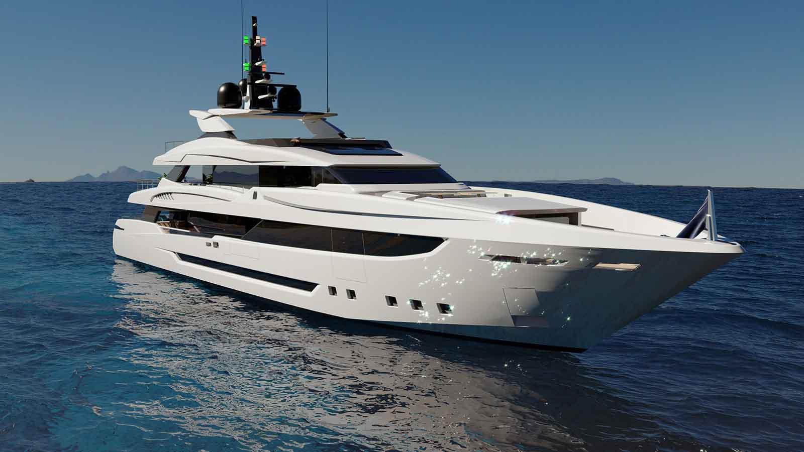 mondomarine novo superiate alumínio - boat shopping