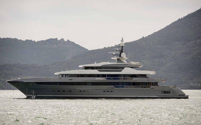 sanlorenzo steel 64 superiate attila - boat shopping