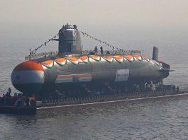 submarino índia - boat shopping