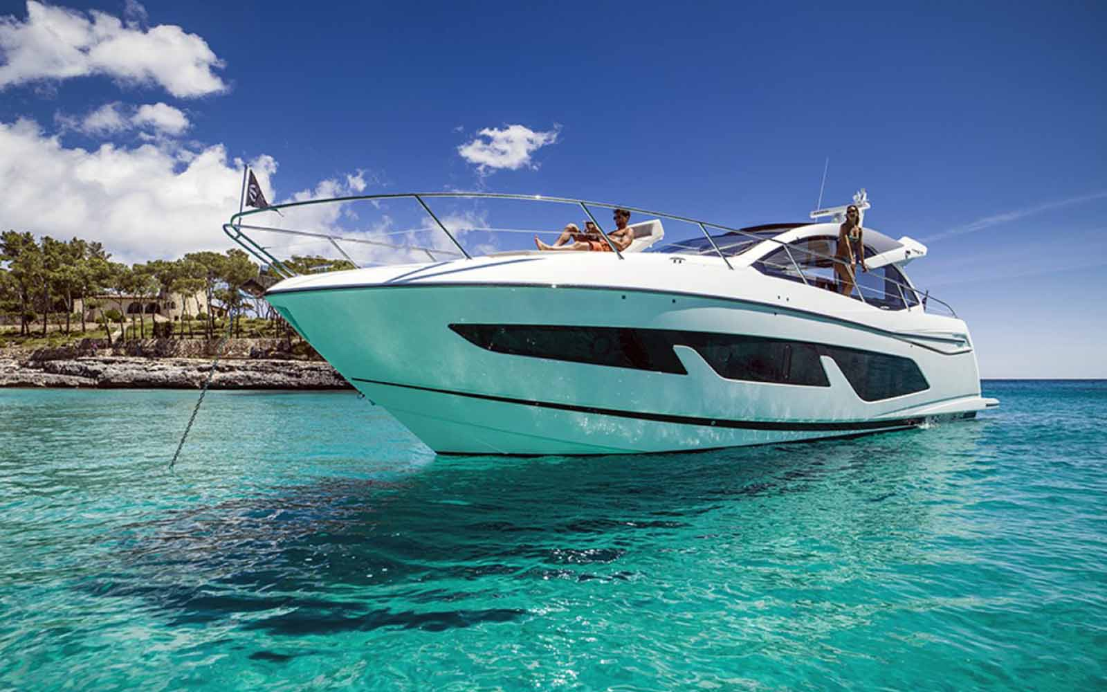sunseeker predator 50 - boat shopping