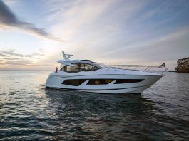 sunseeker predator 50 motor boat awards - boat shopping