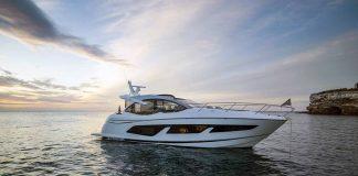 sunseeker predator 50 motor boat awards - boat shopping