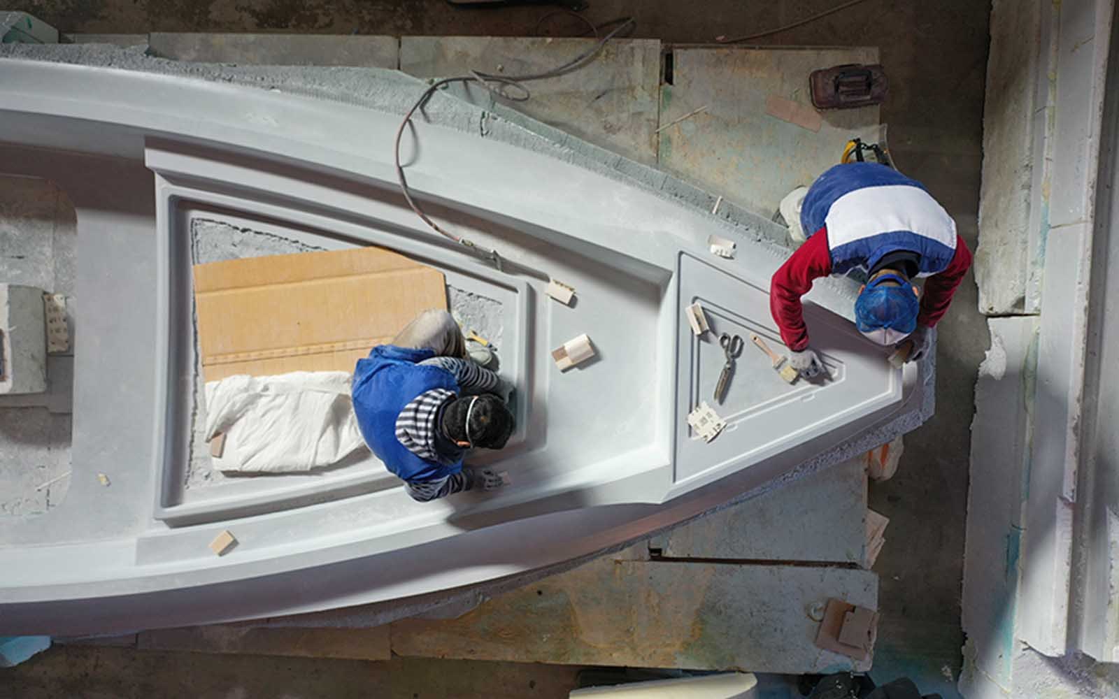 technohull construção - boat shopping