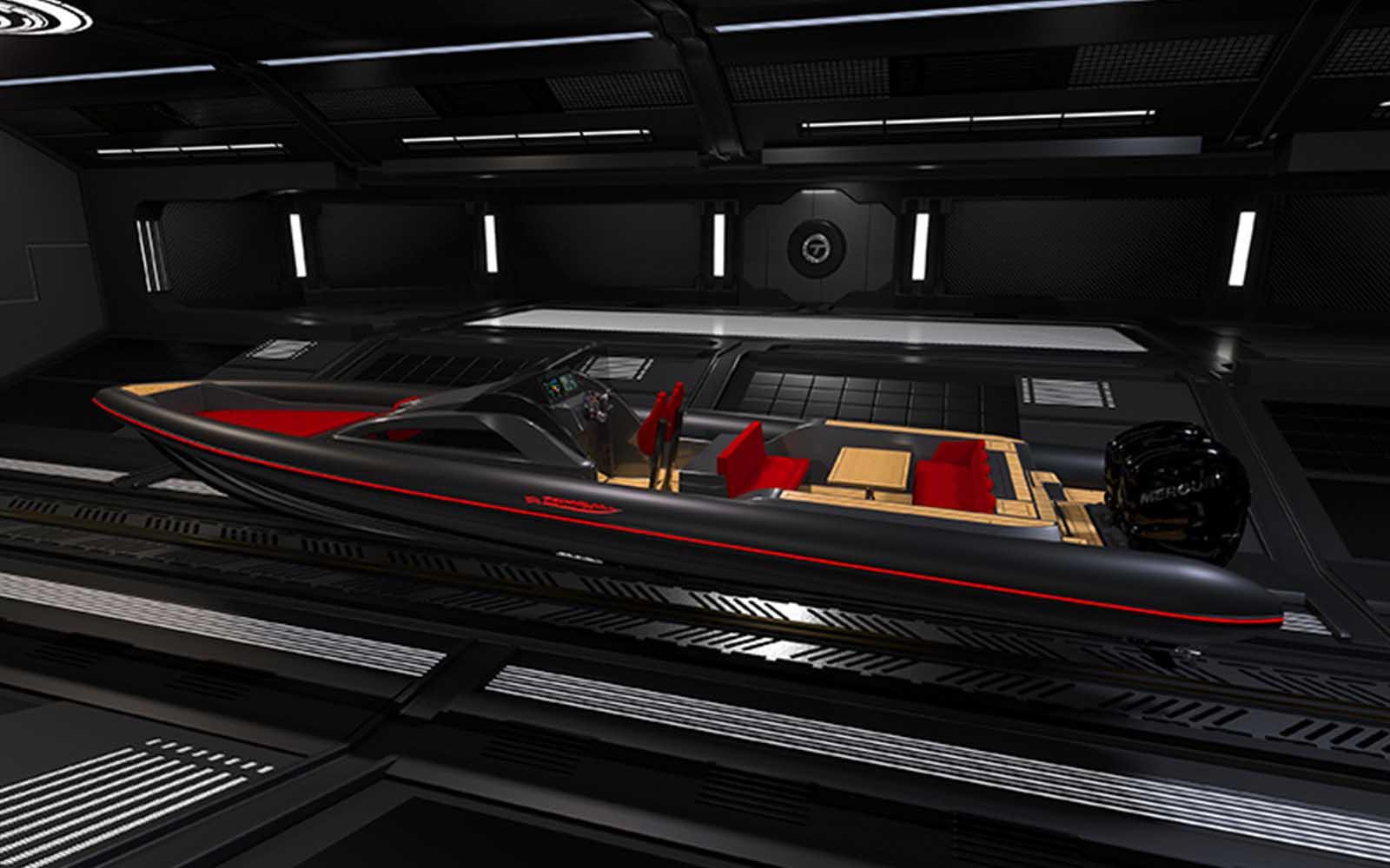 technohull inflável- boat shopping 8
