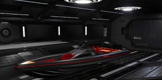 technohull explorer 40 - boat shopping 8