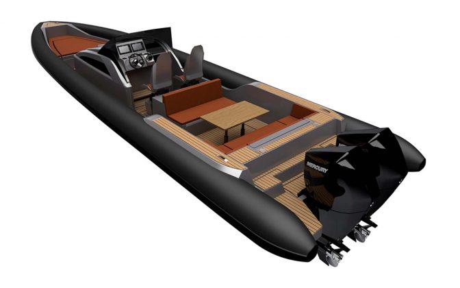 technohull explorer 40 - boat shopping 8