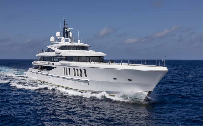 Benetti superyacht Spectre - boat shopping