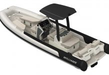 Evojet 70 Nova linha de tender williams jet tender - boat shopping 1