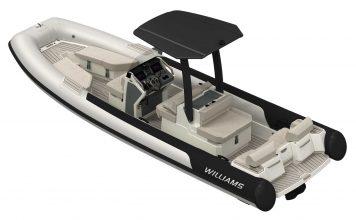 Evojet 70 Nova linha de tender williams jet tender - boat shopping 1