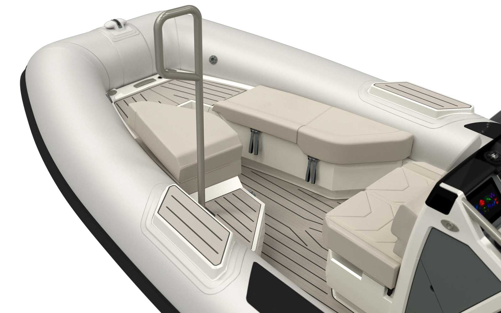 Nova linha de tender williams jet tender - boat shopping