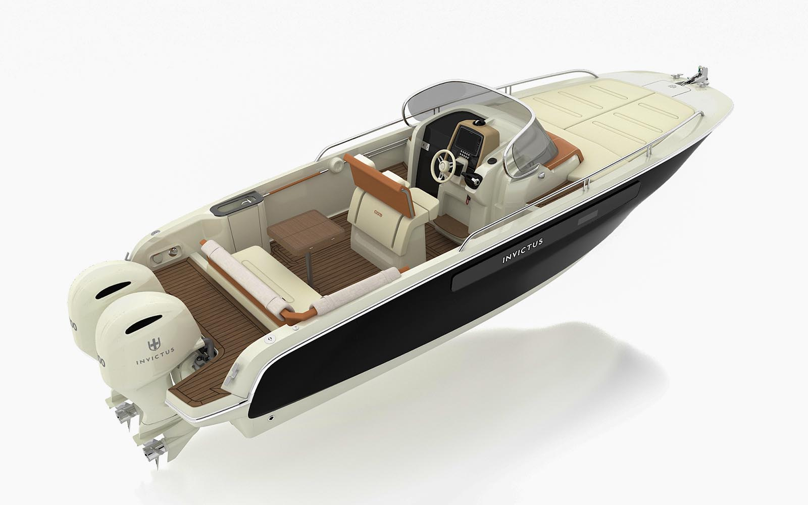 invictus yachts cx270 cannes yachting festival - boat shopping 1