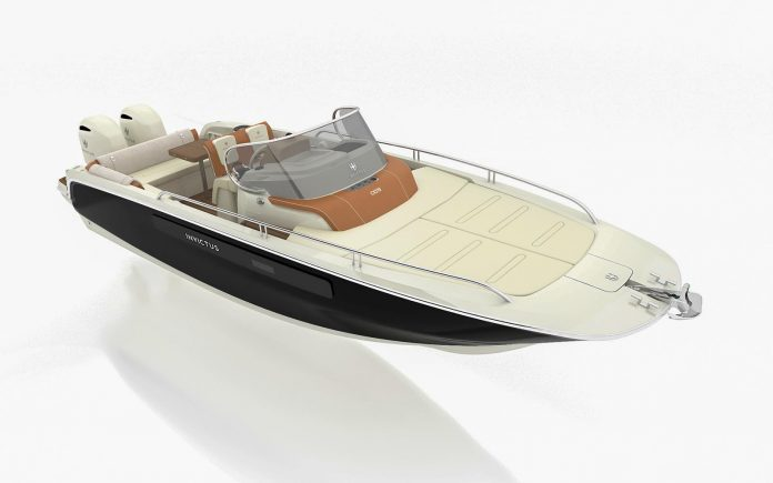 invictus yachts cx270 cannes yachting festival - boat shopping 3