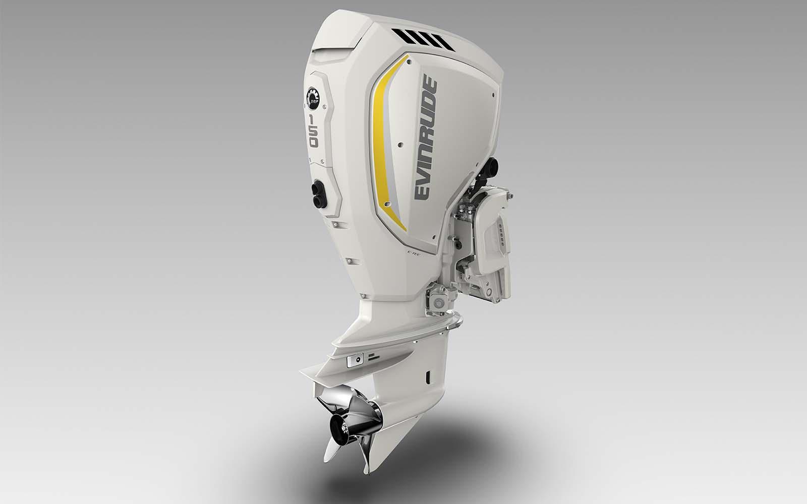 Evinrude lança motores de popa E-TEC G2 de três cilindros - Boat