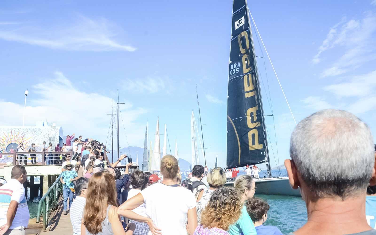 semana internacional de vela de ilhabela - boat shopping
