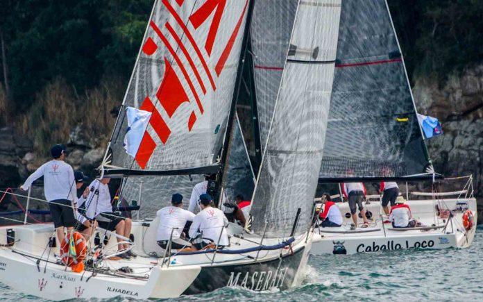 Duelo entre Kaikias Maserati e Caballo Loco (Aline Bassi Balaio de Ideias) - boat shopping