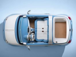 Fiat Spiaggina Jolly carro - boat shopping