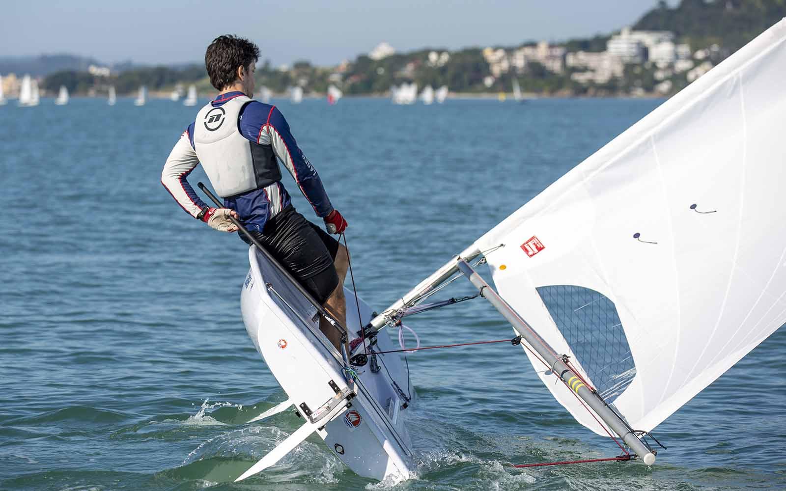 Matheus Dellagnelo busca o bicampeonato pan-americano - Foto- Green Multimídia - boat shopping