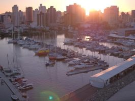 Salão Náutico Marina itajaí Créditos Duna Filmes - boat shopping