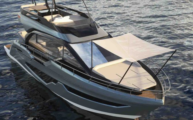 Sessa F5X - boat shopping