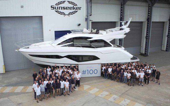 Sunseeker Manhattan 52 - boat shopping