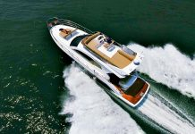 TRITON yachts 460 FLY - boat shopping