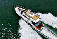 TRITON yachts 460 FLY - boat shopping